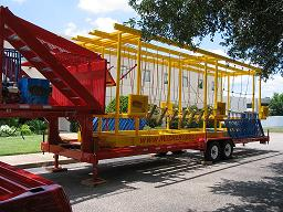 Carnival Trailer Transport